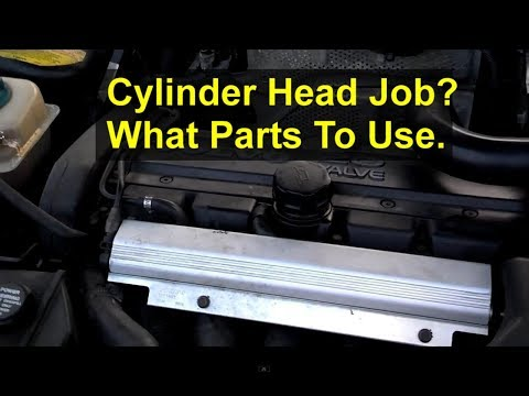 What parts do I use when doing a cylinder head job... RANT - VOTD