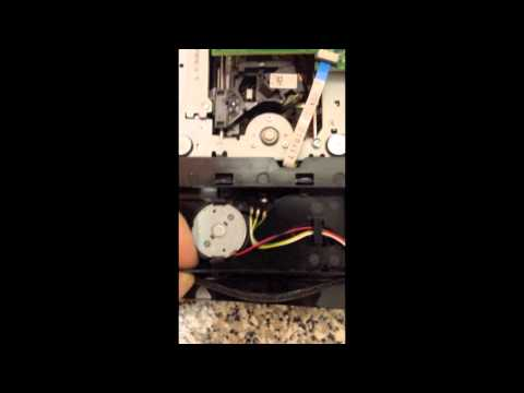 How to fix Xbox 360 disc tray automatically opening. (SIMPLE!!!)