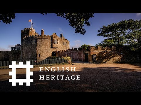Postcard from Walmer Castle and Gardens | HD Drone Footage
