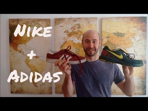 How to Pronounce Adidas and Nike in English