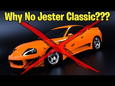 GTA Online - MASSIVE Discounts + 2 NEW Cars This Week But Why No Jester Classic?
