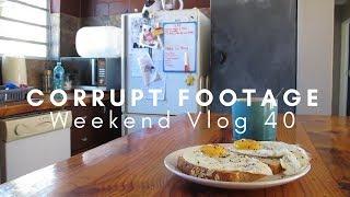 DOPE DIY HANGING MACRAME   Weekend Vlog 40