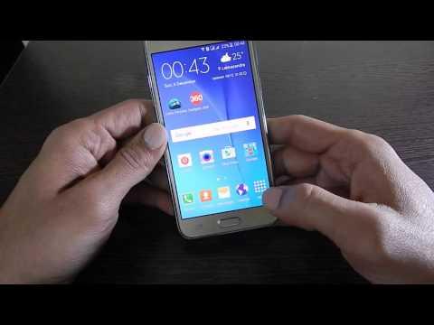 How to take screenshot on Samsung Galaxy J5, J7,J2