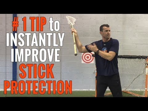 #1 Tip to INSTANTLY Improve Your Lacrosse Stick Protection