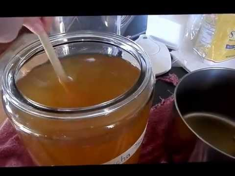 How to Make Kombucha Tea using a SCOBY