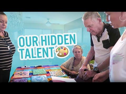 Our Hidden Talent | The Martins