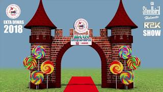 Delhi Scooter Traders Association (DSTA) presents EKTA DIWAS || STEELBIRD HELMETS - R2K SHOW