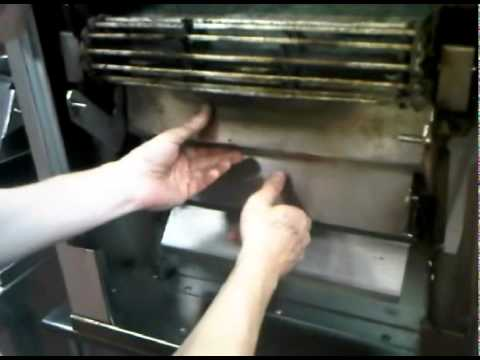 Full Broiler Maintenance