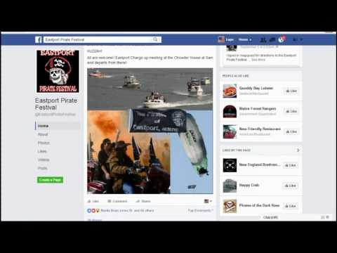 Pirate Your Facebook Page! Change The language on your facebook to Pirate!