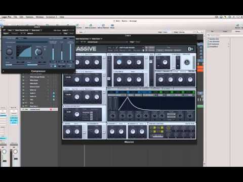 How To Make A Progressive/Deadmau5 Synth With Massive