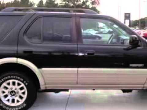 2002 Honda Passport Cadillac of Fayetteville Fayetteville, NC 28303