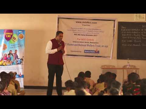 Join NCC: Success Attitude by Hariharan Iyer