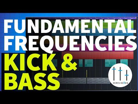 Fundamental Frequencies on Kick & Bass | Trance Tutorials