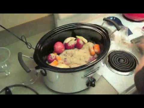 Pamela's Kitchen - Tyson Slow Cooker Creations