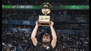 Joe Harris' Full 3-PT Contest Performance | 2019 NBA All-Star