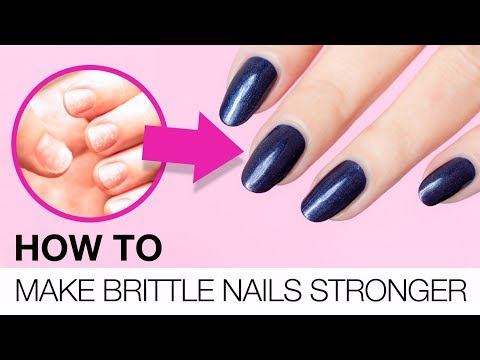 Brittle Nails: How to Make Them Healthy & Strong