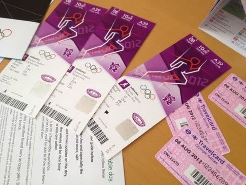 London Olympic Tickets 2012