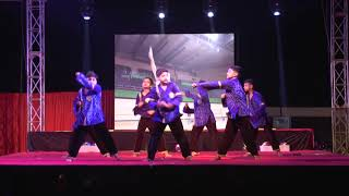 LPS ANNUAL DAY 2019 GHAR LAYENGE GOLD