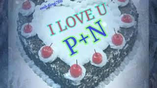 P Love N Letter Whatsapp Status Pn Name Pn Naam P