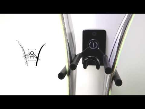 How to Use Rocker Ski Rack