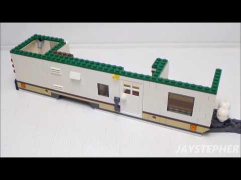 Lego Travel Trailer: Update 6