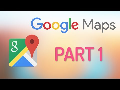 Updated Google Maps Tutorial  |  PART 1  ( Android Tutorials )