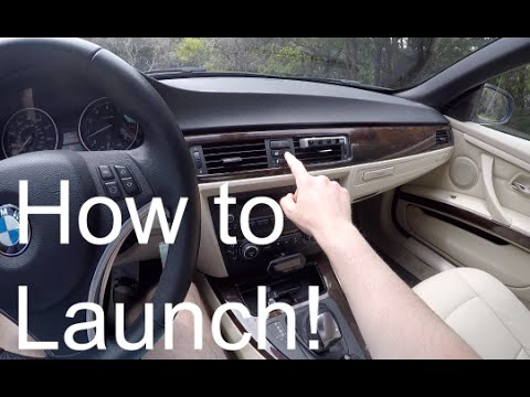 How To Launch An Automatic Car The Fastest Way Possible