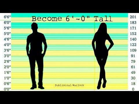 BECOME 6' 0