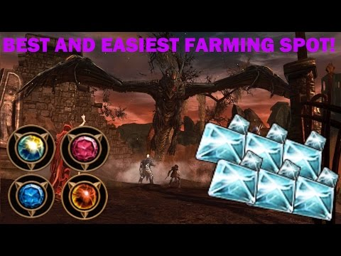 Neverwinter - THE BEST AND EASIEST FARMING SPOT FOR DROPS! (Rank 5 Enchantments, AD and more!)