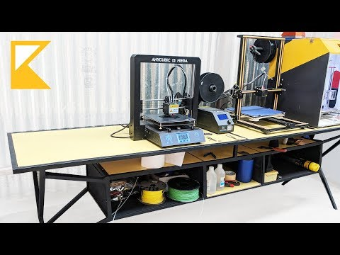 3D Printing Station Build // How to