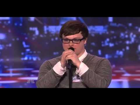 Americas Got Talent Gay Singer Jonathan