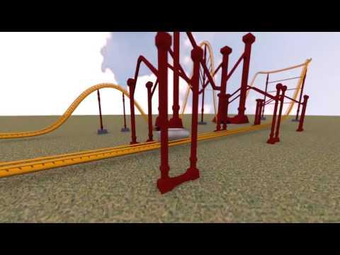 Roller Coaster Polynomial Model
