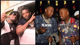Gucci Mane Reportedly Told His Artist Ralo He Didnt Want Him Beefing With CMG