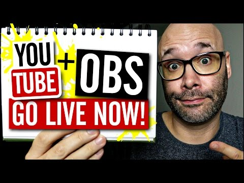 How To Live Stream On YouTube With OBS | Fast Start Guide