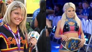 Wrestling Origins: Alexa Bliss