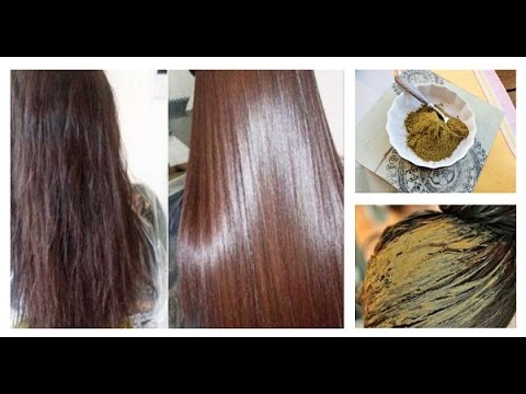HOW TO MIX HENNA FOR DRY AND DAMAGED HAIR | GET RID OF SPLIT ENDS | 100% WORKING