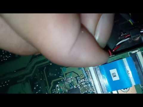 LAPTOP ASUS X453M. Upgrade RAM+mengganti keyword laptop(5)