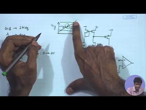 Lecture 40   Basic of Analog Design Part 38 Comparator Design by NPTEL IIT KHARAGPUR