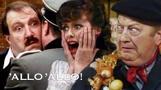 Funniest Bits of 'Allo 'Allo Series 1 | 'Allo 'Allo | BBC Comedy Greats