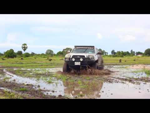 Xperience Overland Cambodia | Trail Testing and Finding