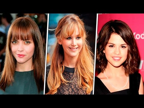 With Bangs Haircuts For Round Face for Women 2016 | Haircut & Style
