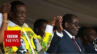 Zimbabwe crisis: Who