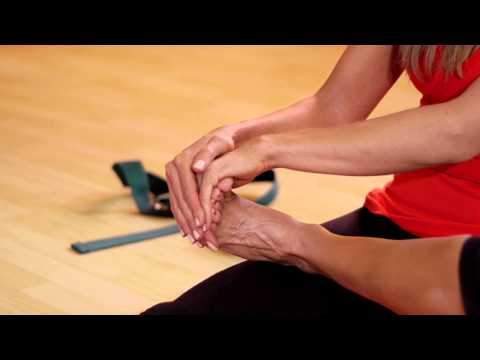 Safe Stretches for Ballet Feet Arches : Gym Slim