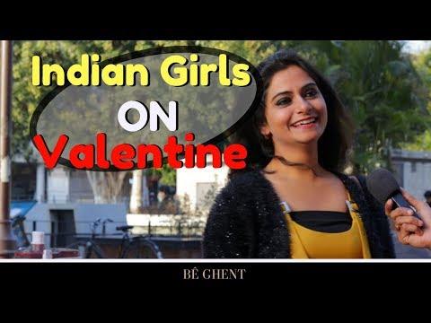Indian Girls On Valentine Date | Be Ghent | Rishi Arora |