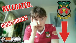 BREAKING: WREXHAM FC TO GET RELEGATED TO NATIONAL LEAGUE NORTH?!