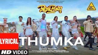 LYRCIAL: Thumka | Pagalpanti | YO YO Honey Singh |Anil,John, Ileana, Arshad, Urvashi, Pulkit, Kriti