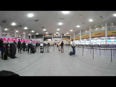 Gatwick South Terminal Check in J&K
