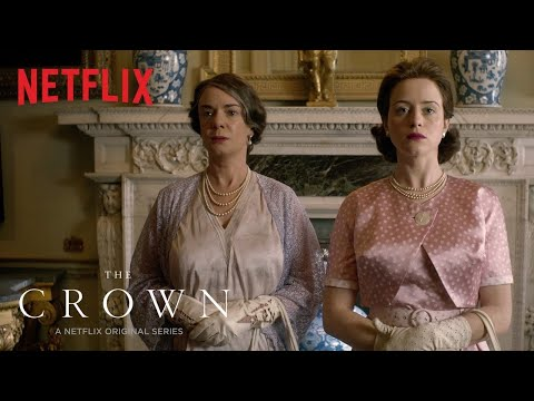 The Crown - Season 2 | Evolution of The Crown | Netflix