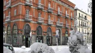 Avellino, nevicata del 4 Febbraio 2012