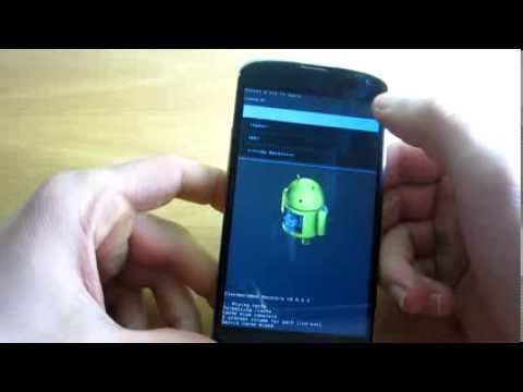 How to Install Stock Rooted Android 4.4.2 ROM on Nexus 4 [Tutorial]